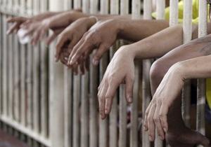 В одесской колонии для женщин 11 заключенных пытались вскрыть себе вены