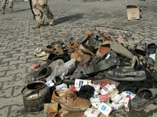 Взрывы в Багдаде: Число жертв достигло 73 человек