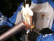 Олимпийский огонь достиг Вьетнама