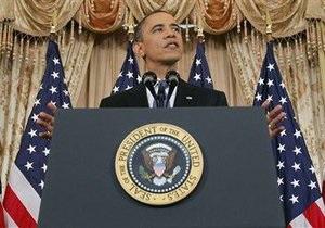 Рейтинг Обамы в арабских странах упал до уровня ниже, чем был у Буша-младшего