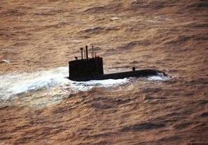 У берегов Швеции обнаружили затонувшую субмарину