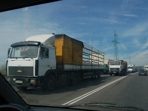 Киевсовет отменил платный въезд транзитных автомобилей в столицу