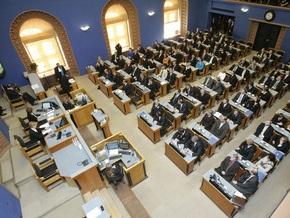 Эстонский депутат пропустил заседание парламента из-за съемки для Playboy