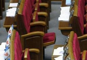 ПР: В НУНС есть 45 голосов за отставку правительства