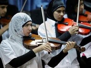 В Палестине распустили детский оркестр после выступления на концерте для жертв Холокоста