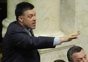 Новая Рада - Тягнибок пообещал, что оппозиция заставить комитеты Рады работать