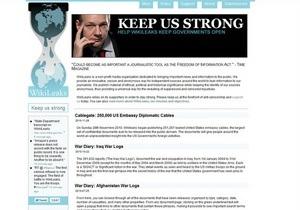 WikiLeaks переехал в Швейцарию