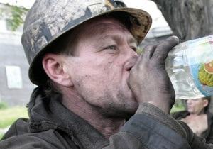 В Луганской области из горящей копанки выбрался один шахтер: судьба еще троих пока неизвестна