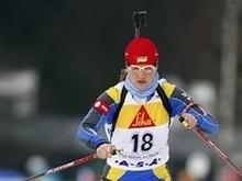 Биатлон: Украинки - чемпионки Европы