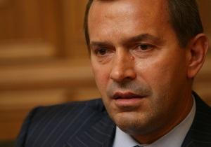 Клюев: Украина и Беларусь договорились активизировать приграничное сотрудничество