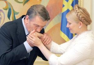 Ющенко рассказал, как в 1999 году трудоустроил Тимошенко