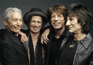 Хедлайнерами Гластонбери станут The Rolling Stones