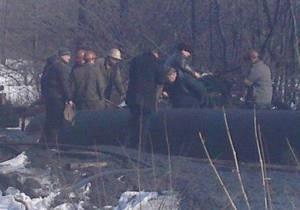 Взрыв на копанке под Енакиево: Спасатели обнаружили тела шести горняков