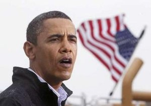 Обама: Утечка нефти в Мексиканском заливе – беспрецедентная катастрофа