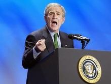 Буш обвиняет Венесуэлу в поддержке терроризма