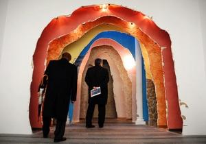 Фотогалерея: Номинанты Future Generation Art Prize-2012. В PinchukArtCentre открылись две новые выставки