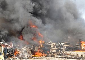 Взрыв в Дамаске: погибли пять сотрудников службы безопасности