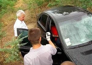 Житель Херсонской области расстрелял двоих предпринимателей из Одессы