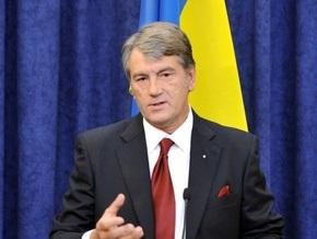 Ющенко: Сотрудничество Сталина и Гитлера разожгло костер войны