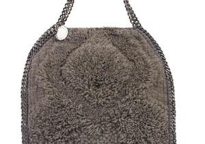 Стелла Маккартни выпустила сумку из шерсти своих овец