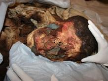 В Перу нашли  странную  мумию