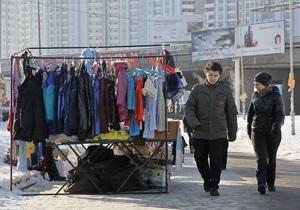Инфляция в Украине третий месяц кряду остается на минимальном уровне