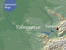 В первый день 2008-го в Ташкенте произошло землетрясение