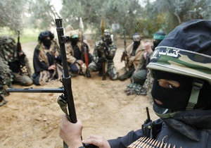ВВС Израиля уничтожили группу палестинских боевиков
