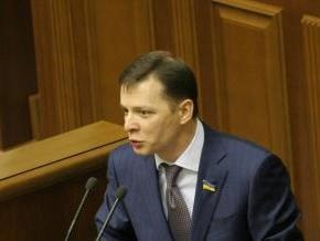 СМИ: Бютовец Ляшко наорал на Тимошенко и Турчинова