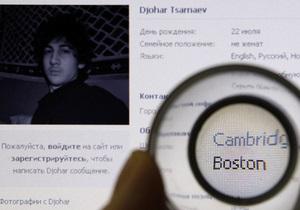 Бостон - Царнаев - теракт в Бостоне - Предполагаемого бостонского террориста везут в госпиталь - СМИ
