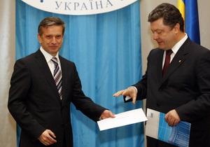 Порошенко: У нас сложились лучшие за последнее время отношения с Москвой
