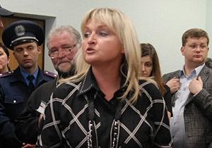 Супруга Луценко заявила, что не получала результатов обследования ее мужа