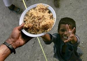 ООН пересчитала количество голодающих жителей планеты - их стало меньше на 130 млн