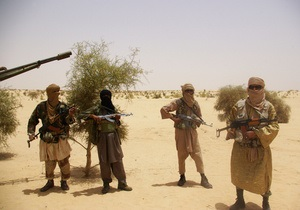 В Мали исламисты публично казнили обвиненного в убийстве человека
