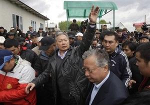 Спецслужбы Кыргызстана задержали 20 человек из окружения Бакиева