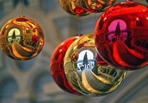 Кабмин определился с выходными на новогодние праздники