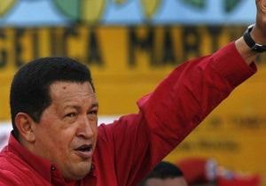 Чавес национализировал добычу золота в Венесуэле