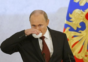 Путин впервые за четыре года даст большую пресс-конференцию