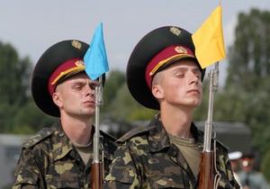 Кабмин - армия - Минобороны - Кабмин принял программу реформирования армии