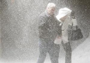 В Крыму ожидается сильный снегопад