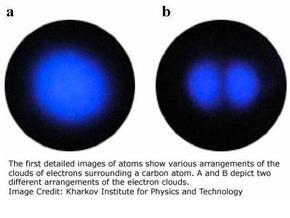 Сенсация в научном мире: Украинские ученые впервые сфотографировали атом