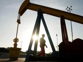Цены на нефть немного упали