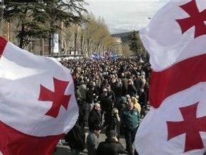 Грузинская оппозиция добилась освобождения десяти своих активистов