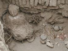 В Перу нашли пирамиду с мумиями