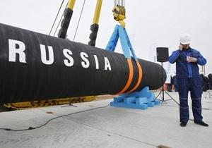Россия согласилась снизить цену на газ для Украины
