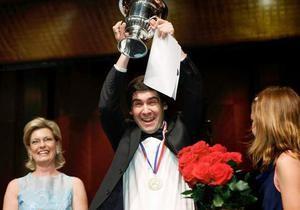 Украинец победил на Международном конкурсе пианистов имени Вана Клиберна