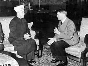 Израиль напомнил международной общественности о связях Палестины с Гитлером