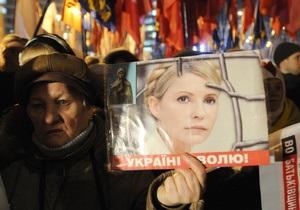 Немецкие врачи подтвердили, что Тимошенко прекращает голодовку и сдала кровь на анализ