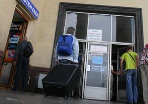 С пятницы киевское метро меняет режим работы касс некоторых станций