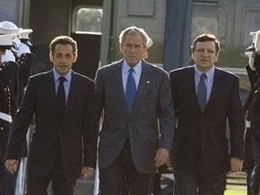 Буш, Саркози и Баррозу намерены переосмыслить мировую экономику и избавиться от плохих привычек